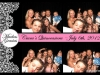 GTA Photo booth Rental Ciara's Birthday Party in Toronto