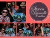 Photo booth rentals for Steven and Danielle Leamington