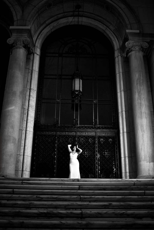 Maria - Brdial Shoot - Detroit Wedding Photographer