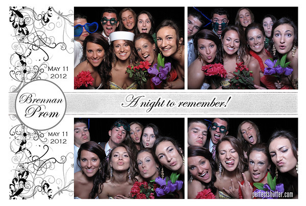 Brennan High School Prom 2012 | Prom Photo Booth Rental | Ciociaro Club of Windsor, Ontario