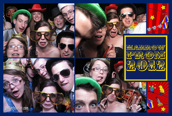 Harrow High School Prom 2012 | Prom Photo Booth Rental | Windsor Riverside Inn of Windsor, Ontario