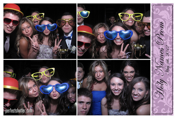 Holy Names Prom 2012 | Prom Photo Booth Rental | Fogolar Furlan Club of Windsor, Ontario
