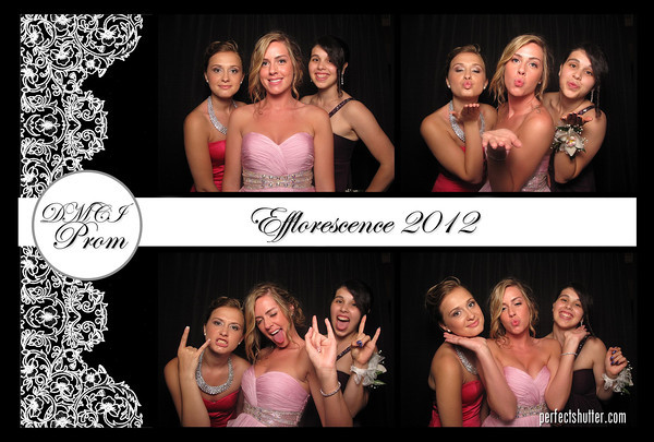 Don Mills Collegiate Institute Prom 2012 | Prom Photo Booth Rental | Le Parc Banquet Hall of Toronto, Ontario
