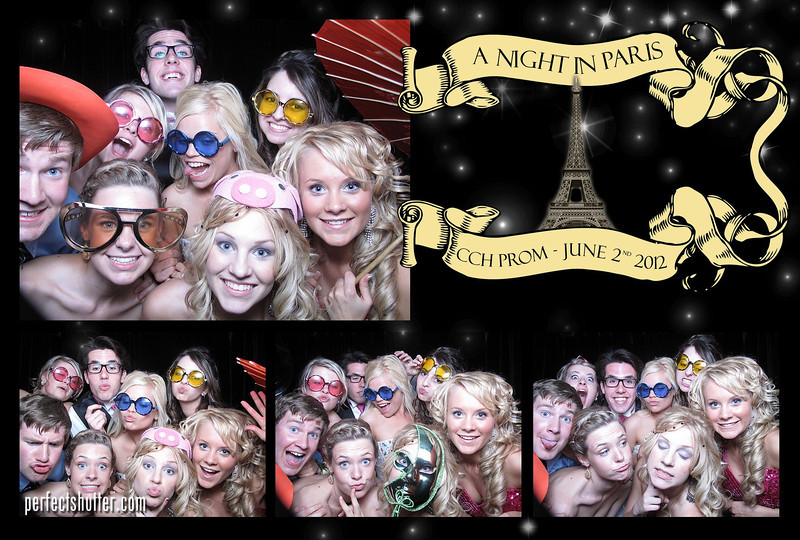 CCH High School Prom 2012 | Prom Photo Booth Rental | Fogolar of Windsor, Ontario