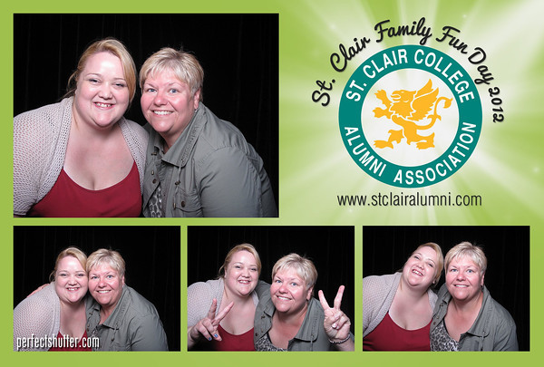 St. Clair Alumni Association Family Fun Day | Event Photo Booth Rental