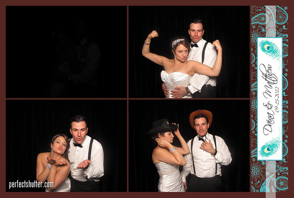 Daina and Matthew | Wedding Photo Booth Rental | West River Convention Centre, Vaughan (Grand Ballroom) (First time)