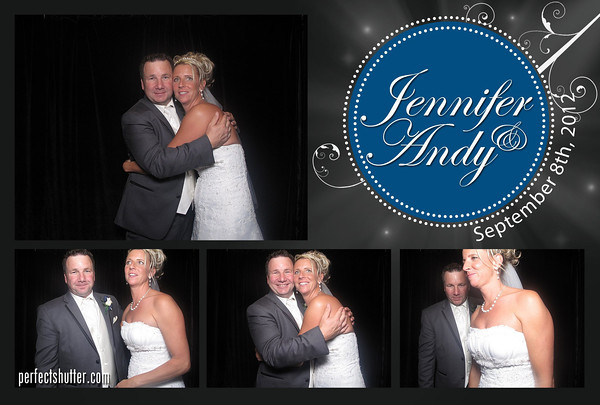 Jennifer and Andy | Windsor Photo Booth Rental