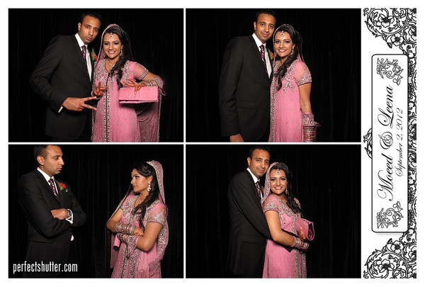 Moeed and Leena | Mississauga Photo Booth Rental