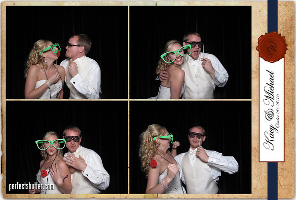 Windsor Photo Booth Rental | Kacy and Michael