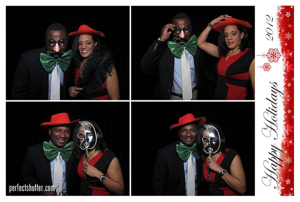 Windsor Photo Booth Rental | Electromac Holiday Party