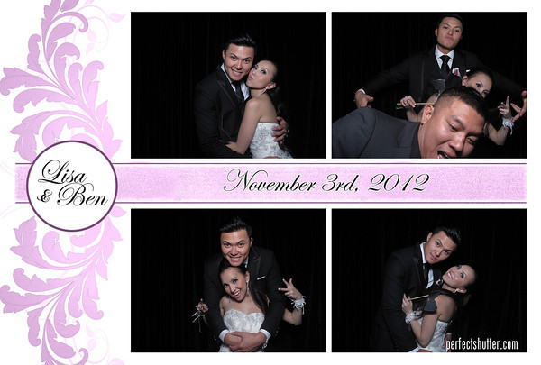Windsor Photo Booth Rental | Lisa and Benson