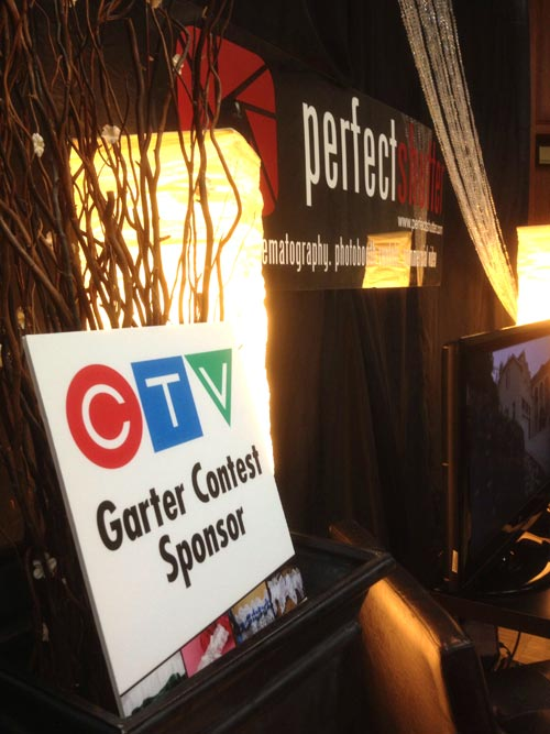 Windsor Photo Booth at 2013 Wedding Extravaganza - CTV Sponsor