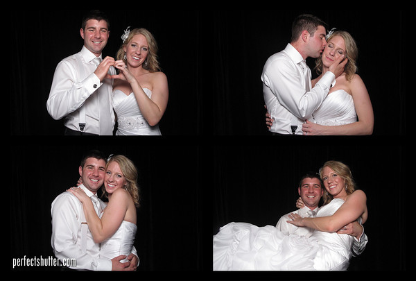 Amherstburg Photobooth Rental | Jillian and Jesiah