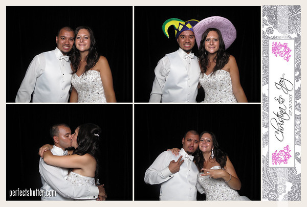 Windsor Photobooth Rental | Christina and Joy