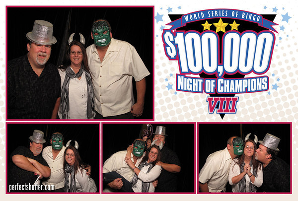 Windsor Photobooth Rental | World Series of Bingo Night of Champions VIII