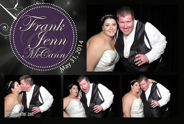 Amherstburg Photobooth Rental | Jenn and Frank