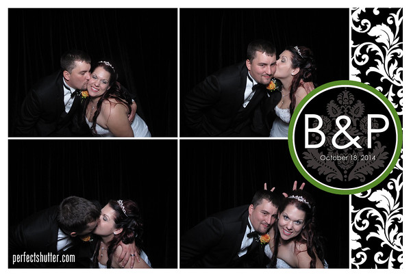 Leamington Photobooth Rental | Brittaney and Phillip