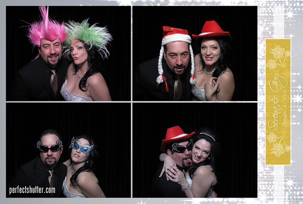 Amherstburg Photobooth Rental | Serena and Guy