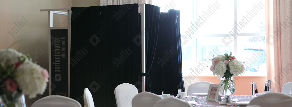 Windsor Classic Premium Photo Booth Rental