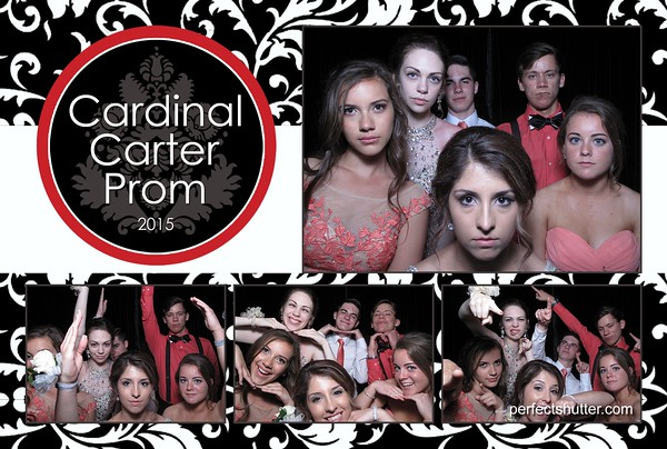 Leamington Photobooth Rental | Cardinal Carter High School Prom 2015