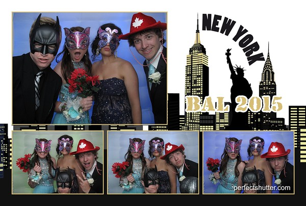 L'Essor High Schhol Prom 2015 | Windsor Photobooth Rental