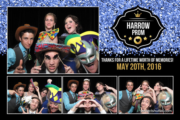 Windsor Photobooth Rental |  Harrow High School's Last Prom 2016