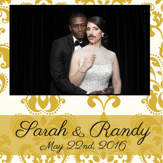 Leamington Photobooth Rental | Sarah and Randy