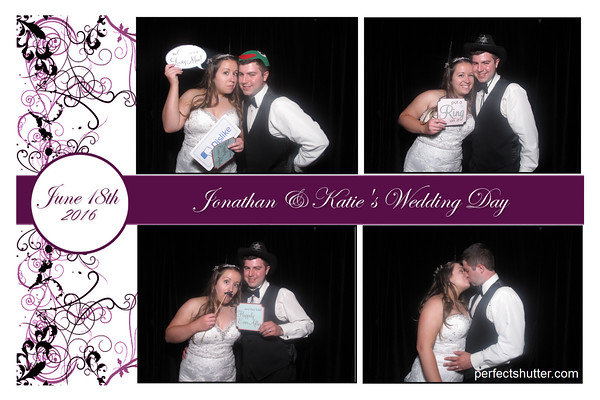 Wedding Windsor Photobooth Rental | Katie and Jonathan