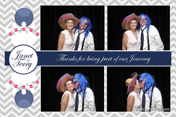 Janet and Terry's Highgate Photo booth Rental