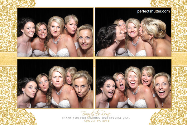 Brandy and Rene's Mastronardi Winery Photobooth Rental