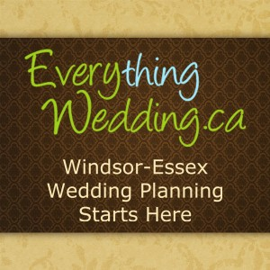 Windsor Ontario Wedding Cinematography and Wedding Videography - interview with Everything Wedding