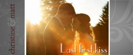 Christine &amp; Matt | Last First Kiss | Windsor and Detroit Wedding Videography