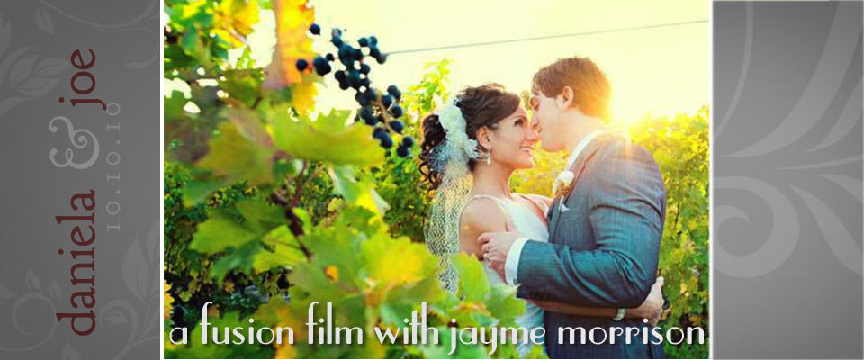 daniela &amp; joe | a fusion wedding videography with jayme morrison