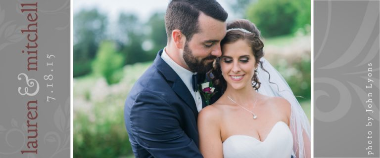 Lauren and Mitchell | Links of Kent Golf Club, Chatham, Ontario Wedding Cinematography