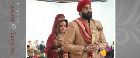 Mandeep & Sameet | The Sikh Marriage: Windsor wedding videography
